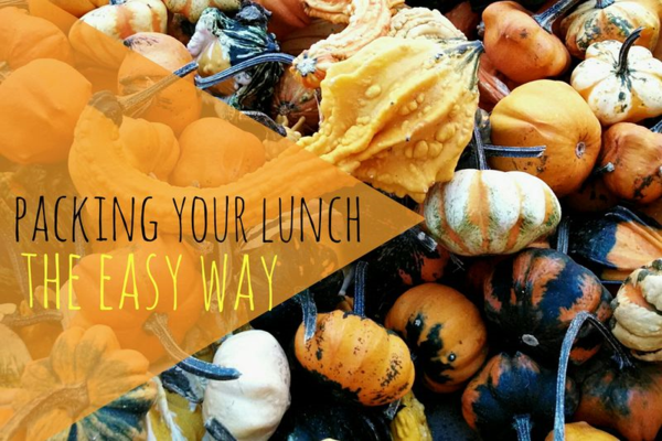 Pack your lunch the easy way